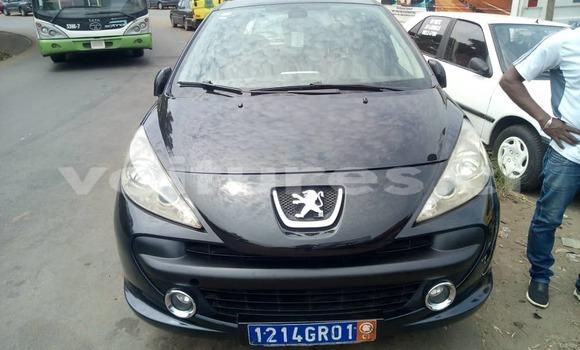 Acheter Occasion Voiture Peugeot 207 Noir à Abidjan, Abidjan