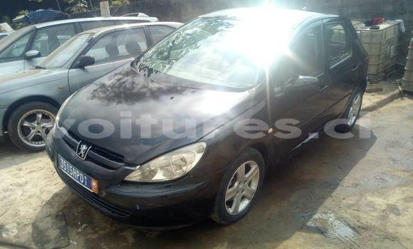 Acheter Occasion Voiture Peugeot 307 Noir à Abidjan, Abidjan