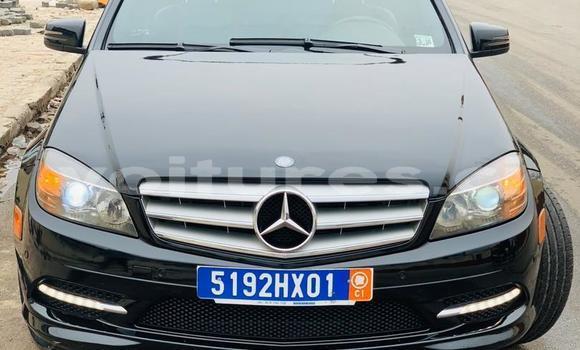 Acheter Occasion Voiture Mercedes-Benz C-klasse AMG Noir à Abidjan, Abidjan