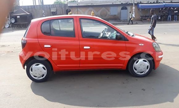 Acheter Occasion Voiture Toyota Yaris Rouge à Abidjan, Abidjan