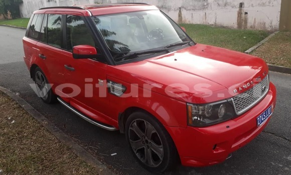 Acheter Occasion Voiture Land Rover Range Rover Sport Rouge à Abidjan, Abidjan