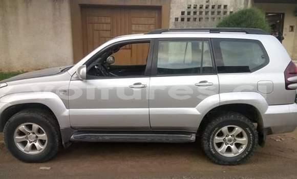 Acheter Occasion Voiture Toyota Prado Gris à Abidjan, Abidjan
