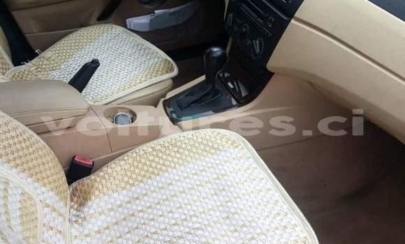 Acheter Importé Voiture BMW X3 Noir à Abidjan, Abidjan