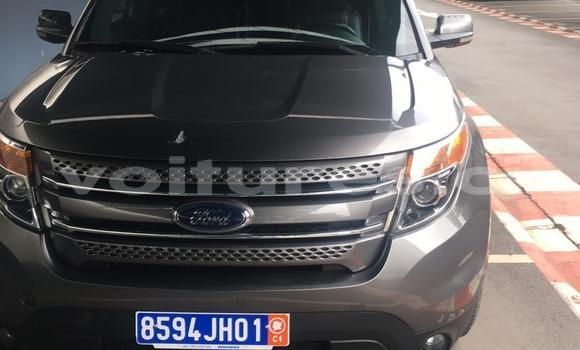 Acheter Importé Voiture Ford Explorer Gris à Abidjan, Abidjan