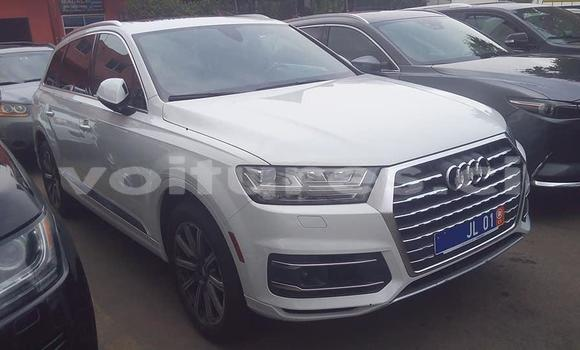 Acheter Importé Voiture Audi Q7 Blanc à Abidjan, Abidjan