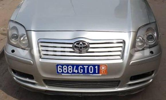 Acheter Occasion Voiture Toyota Avensis Gris à Abidjan, Abidjan