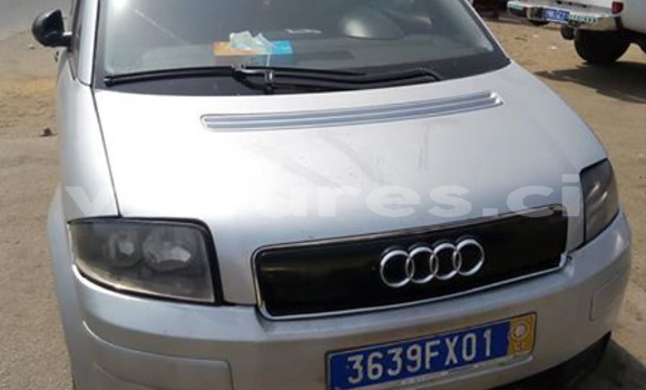 Acheter Occasion Voiture Audi A2 Gris à Abidjan, Abidjan