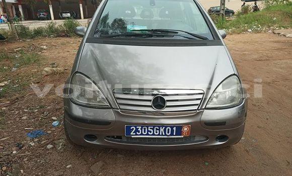 Acheter Occasion Voiture Mercedes‒Benz A-klasse Beige à Abidjan, Abidjan