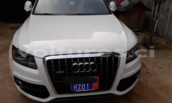 Acheter Occasion Voiture Audi Q5 Gris à Abidjan, Abidjan