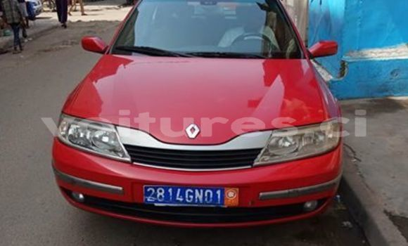 Acheter Occasion Voiture Renault Laguna Rouge à Abidjan, Abidjan