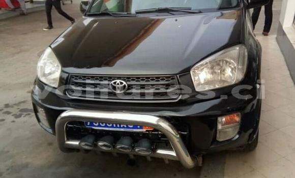 Acheter Occasion Voiture Toyota RAV 4 Noir à Abidjan, Abidjan