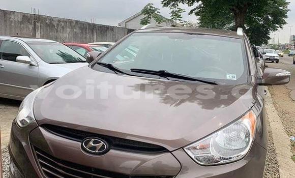 Acheter Importé Voiture Hyundai Tucson Marron à Abidjan, Abidjan