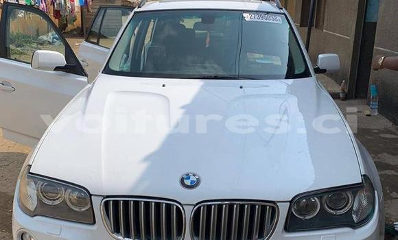 Acheter Importé Voiture BMW X3 Blanc à Abidjan, Abidjan