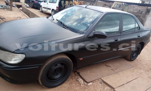 Acheter Occasion Voiture Peugeot 406 Noir à Abidjan, Abidjan