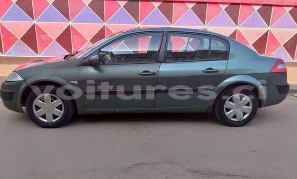 Acheter Occasion Voiture Renault Megane Vert à Abidjan, Abidjan