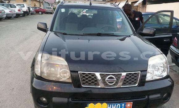 Acheter Occasion Voiture Nissan X–Trail Noir à Abidjan, Abidjan