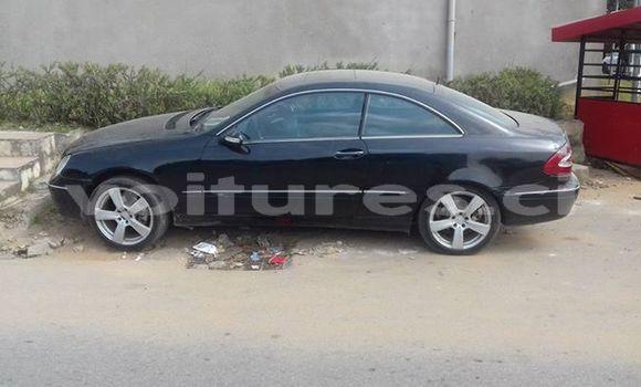 Acheter Occasion Voiture Mercedes-Benz CLK-klasse Noir à Abidjan, Abidjan