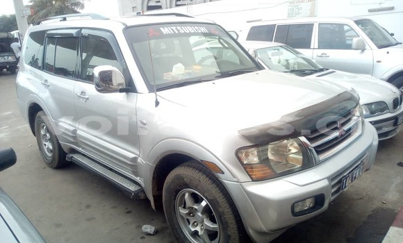 Buy Used Mitsubishi Montero Silver Car in Abidjan in Abidjan