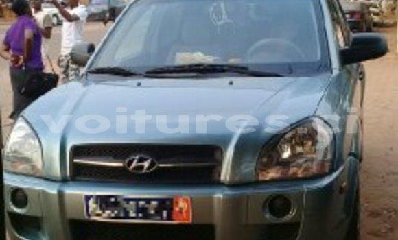 Acheter Occasion Voiture Hyundai Tucson Bleu à Yamoussoukro, Yamoussoukro