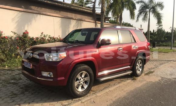Acheter Occasion Voiture Toyota 4Runner Rouge à Abidjan, Abidjan