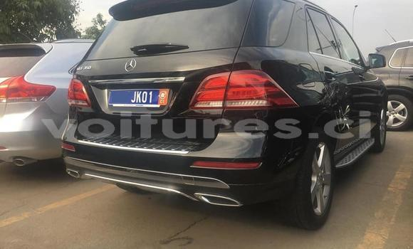 Acheter Importé Voiture Mercedes-Benz GL-klasse Noir à Abidjan, Abidjan