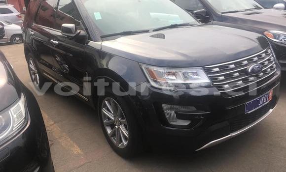 Acheter Importé Voiture Ford Explorer Noir à Abidjan, Abidjan