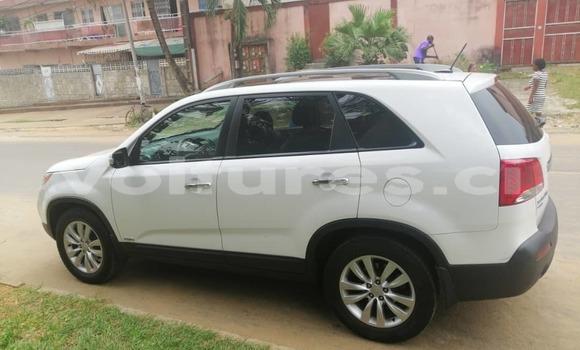 Acheter Occasion Voiture Kia Sorento Blanc à Abidjan, Abidjan