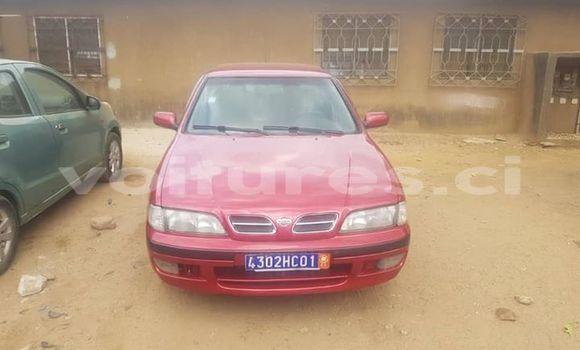 Acheter Occasion Voiture Nissan Almera Rouge à Abidjan, Abidjan