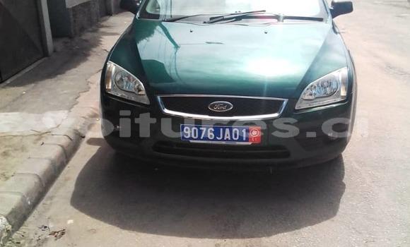 Acheter Occasion Voiture Ford Focus Vert à Abidjan, Abidjan