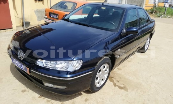 Acheter Occasion Voiture Peugeot 406 Bleu à Abidjan, Abidjan