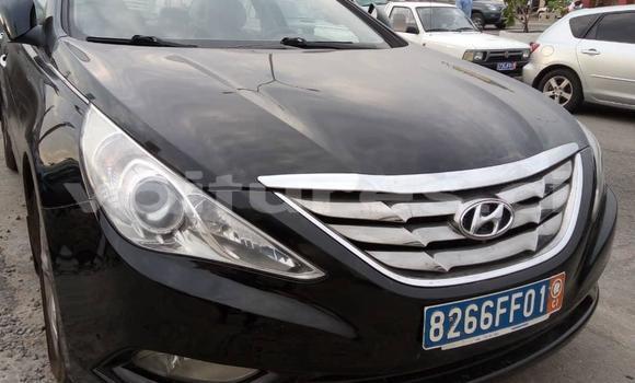 Acheter Occasion Voiture Hyundai Sonata Noir à Abidjan, Abidjan