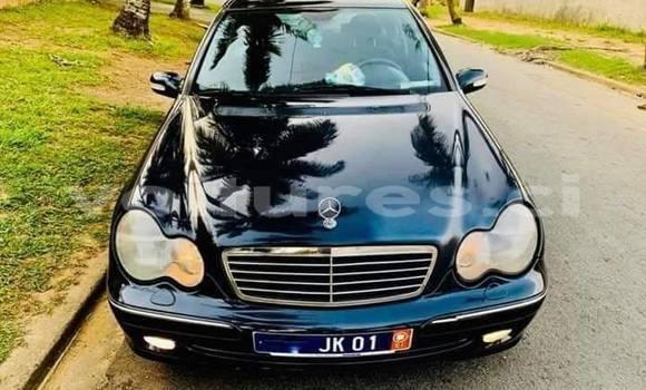 Acheter Importé Voiture Mercedes‒Benz C–Class Noir à Abidjan, Abidjan