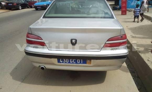 Acheter Occasion Voiture Peugeot 406 Beige à Abidjan, Abidjan