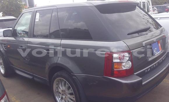 Acheter Occasion Voiture Land Rover Range Rover Sport Gris à Abidjan, Abidjan