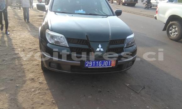 Acheter Occasion Voiture Mitsubishi Outlander Vert à Abidjan, Abidjan