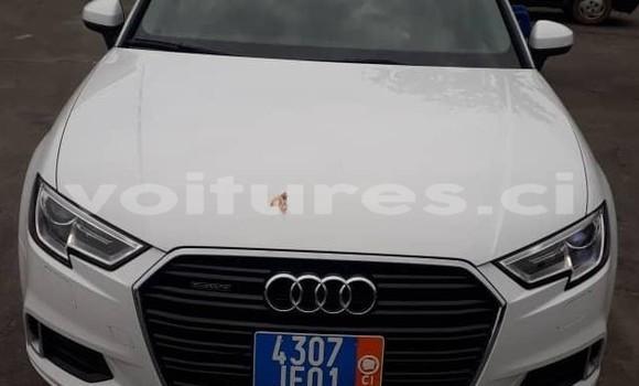 Acheter Importé Voiture Audi A3 Blanc à Abidjan, Abidjan