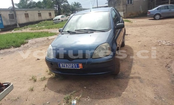 Acheter Occasion Voiture Toyota Yaris Bleu à Abidjan, Abidjan