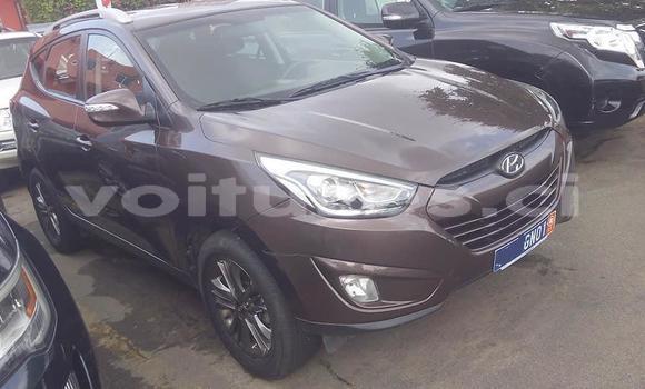 Acheter Occasion Voiture Hyundai ix35 Marron à Abidjan, Abidjan