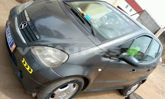 Acheter Occasion Voiture Mercedes-Benz A-klasse Gris à Abidjan, Abidjan