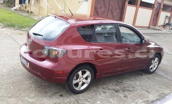 Acheter Occasion Voiture Mazda Mazda 3 Rouge à Abidjan, Abidjan