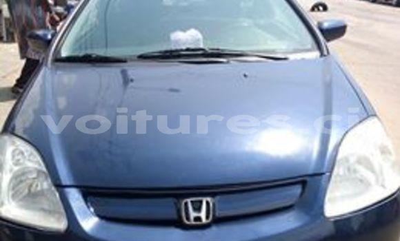 Acheter Occasion Voiture Honda Civic Bleu à Abidjan, Abidjan