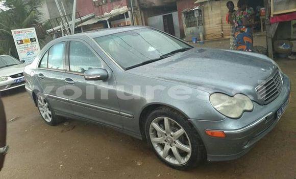 Acheter Occasion Voiture Mercedes-Benz CLA-klasse Gris à Abidjan, Abidjan