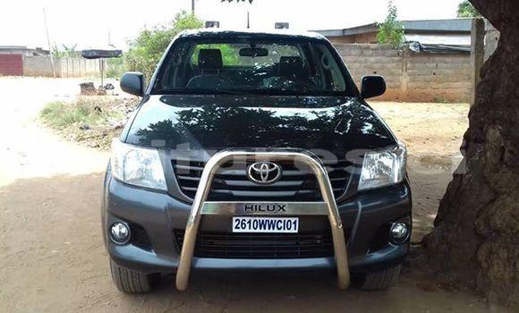 Acheter Occasion Voiture Toyota Hilux Noir à Abidjan, Abidjan