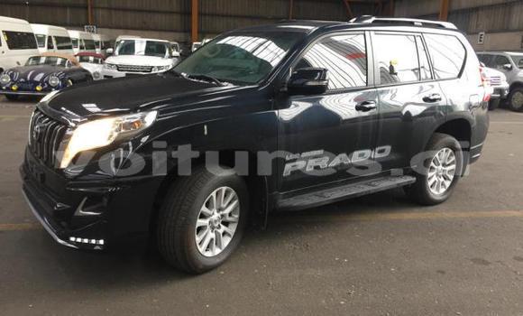 Acheter Occasion Voiture Toyota Land Cruiser Prado Blanc à Abidjan, Abidjan