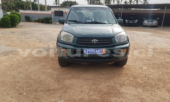 Acheter Occasion Voiture Toyota RAV4 Gris à Abidjan, Abidjan
