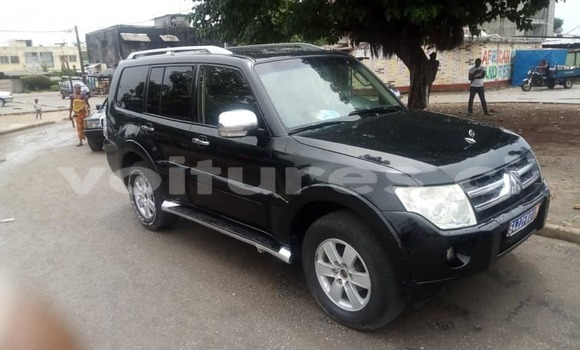 Acheter Occasion Voiture Mitsubishi Pajero Noir à Abidjan, Abidjan