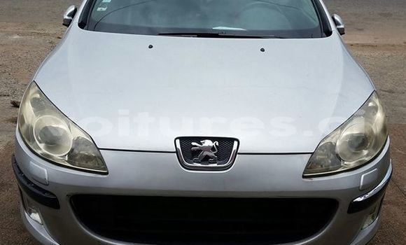 Acheter Occasion Voiture Peugeot 407 Gris à Abidjan, Abidjan