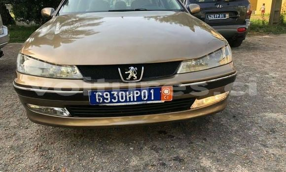 Acheter Occasion Voiture Peugeot 406 Marron à Abidjan, Abidjan