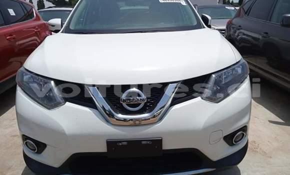 Acheter Importé Voiture Nissan Rogue Blanc à Abidjan, Abidjan