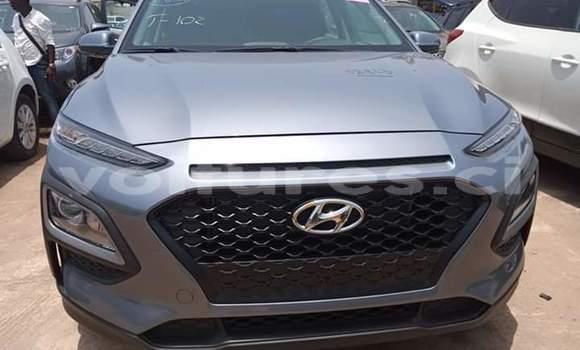 Acheter Importé Voiture Hyundai Kona Marron à Abidjan, Abidjan